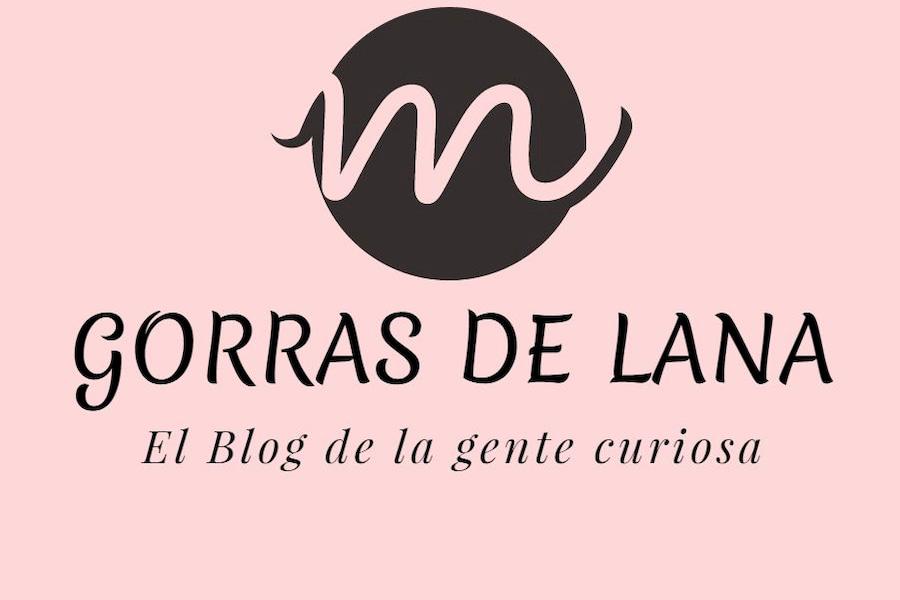 Logotipo Gorras de Lana el Blog de la Gente curiosa www.gorrasdelana.com