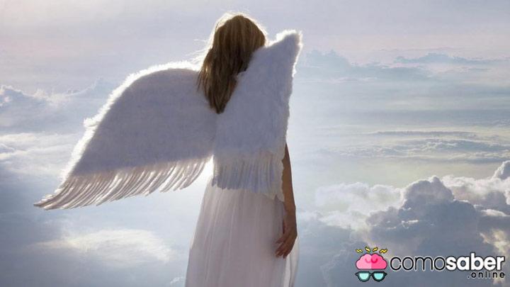 como puedo hacer contacto con mi angel de la guarda